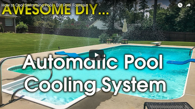 How To Cool Swimming Pool Water
