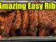 easy smoked ribs