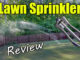 lawn sprinkler review