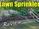lawn sprinkler review
