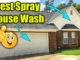 best house wash spray