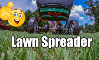 lawn spreader for bermuda grass