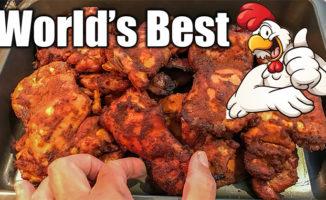 worlds best grilled chicken recipe