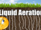 liquid aerator lawns
