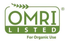 organic listed fertilizer