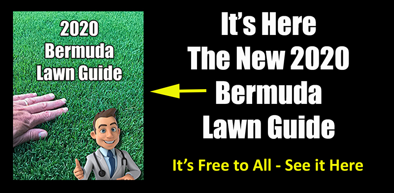 bermuda lawn guide book