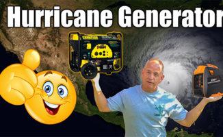 best storm generator