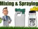 hose end spray bottle