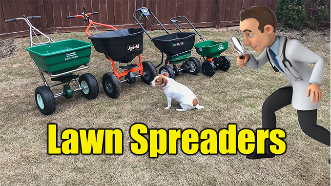 Lawn Spreader Review 2019