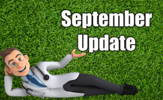 september lawn update