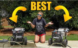 best rated pressure washer