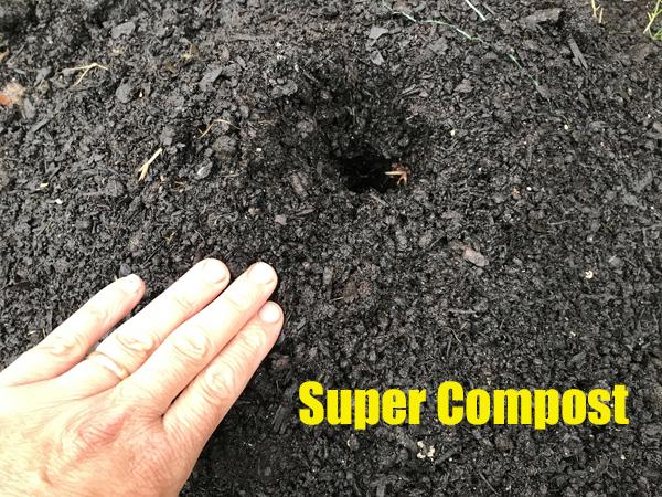natural organic compost