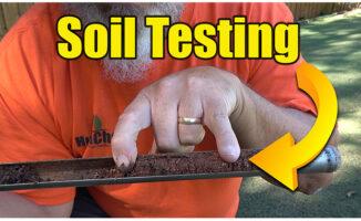 fall soil testing