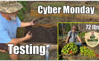lawn care cyber monday