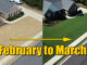february and march lawn care
