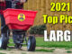 LARGE LAWN SPREADER