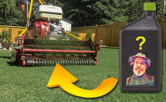 best oil for lawn mowers