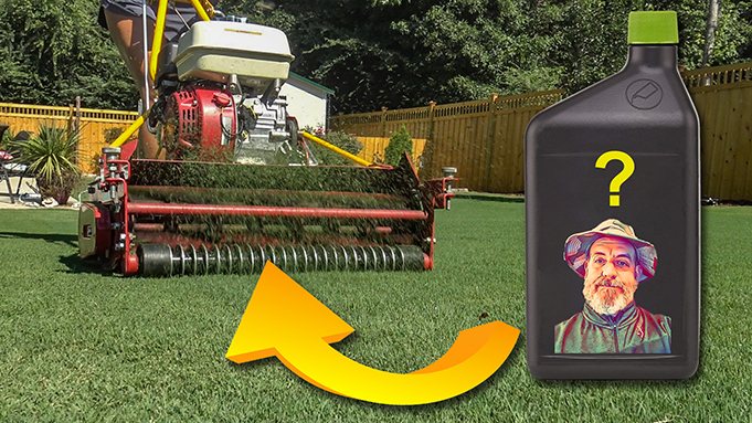 The Best Oil for Lawn Mowers