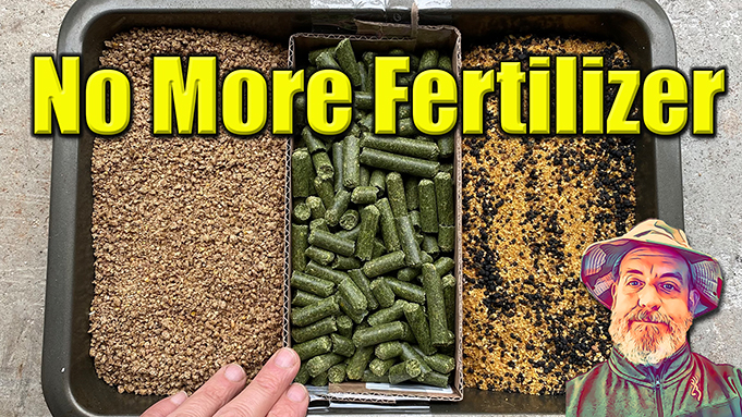Natural Fertilizers from Organic Matter