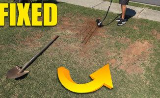fix lawn bare spots
