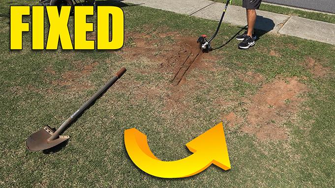 Fix Bare Spots in Bermuda Lawns