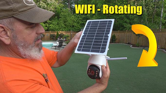 wifi security camera outdoor