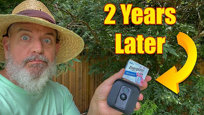 How Long Blink Batteries Last