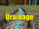 lawn french drains