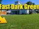 dark green lawn